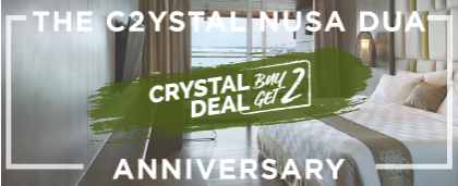 Anniversary Crystal Deal