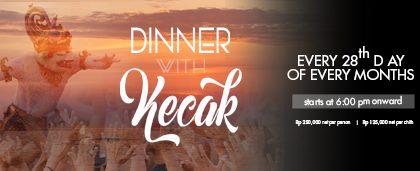 Dinner With Kecak