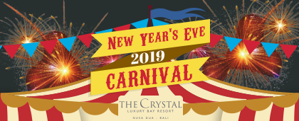 NEW YEAR'S EVE CARNIVAL 2019