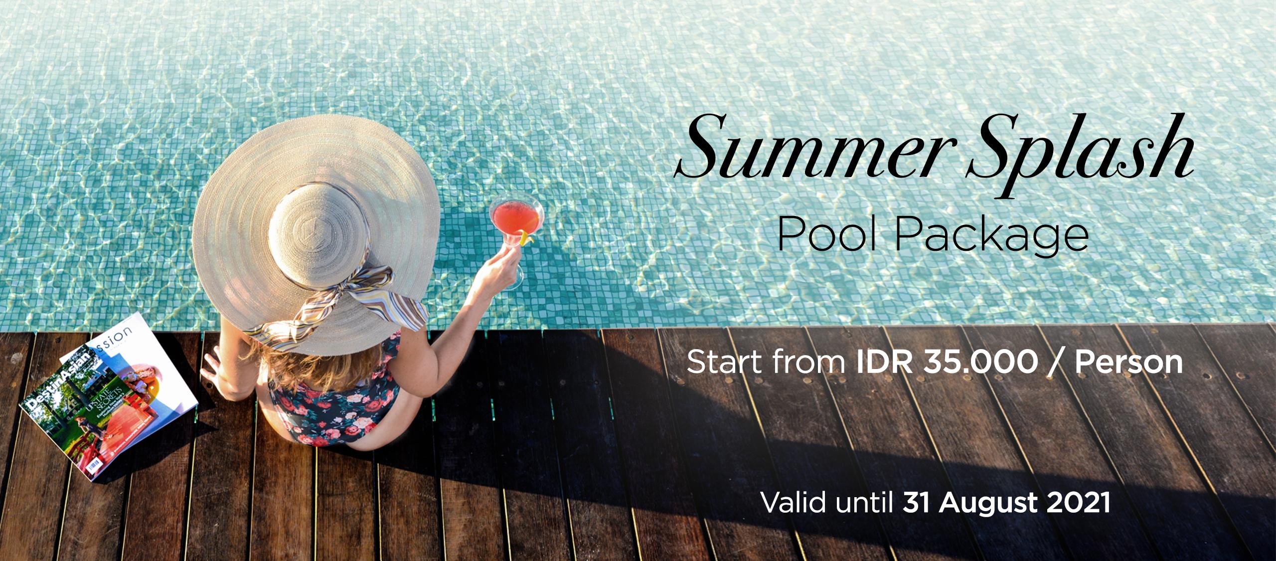 TCL Web Banner Summer Splash